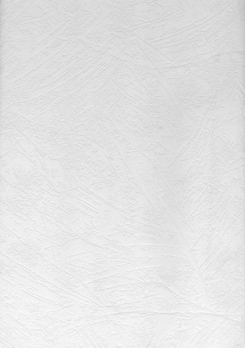 Brewster 497-32818 Crows Feet Drywall Texture Wallpaper, White