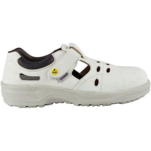 Jack 76490 w47 Industrie Cofra Chaussures 000 47 Blanc Taille qtBw7