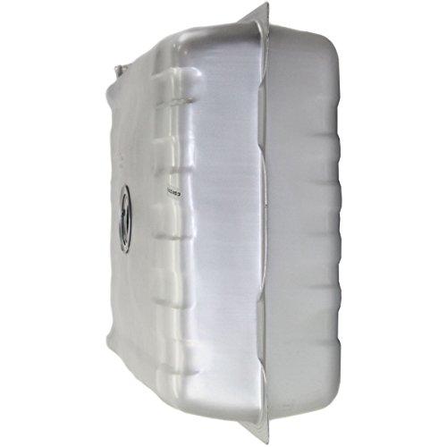 Diften 197-C0206-X01 - New Fuel Tank Gas Silver Chevrolet P20 Van 89 88 87 P30 97 96 95 94 93 92 91 90
