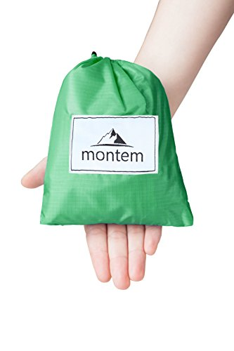 2g Sand (Montem Outdoor Gear Soft, Lightweight and Waterproof Camping Large (55-Inch-by-60-Inch) Pocket Blanket, Green)