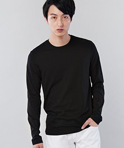 Camisa Negro Manga Para Larga Armani Exchange Hombre 1200 black vq1P66