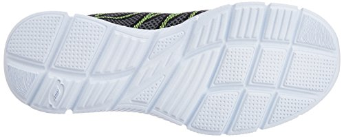 SKECHERS - Equalizer No Limit 51357 - black lime
