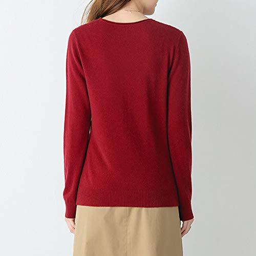 Maglione Rot Manica Lunga Donna Valin pcOdaqd