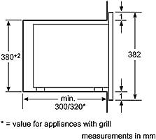 Siemens BF525LMS0 Integrado Solo - Microondas (Integrado, Solo ...