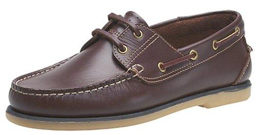 Dek , Chaussures bateau pour homme Marron marron 44 (10 UK)