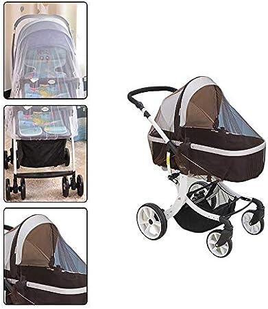 protecci/ón total contra avispas y mosquitos Mosquiteras para silla de paseo LAAT mosquitera carro bebe universal