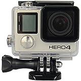 Actpe Waterproof Gopro Hero 4 Housing for Protective Rotective Underwater Dive Hero 4 3+ Case Transparent