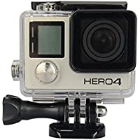 Actpe Waterproof Gopro Hero 4 Housing for Protective Rotective Underwater Dive Hero 4 3+ Case Transparent