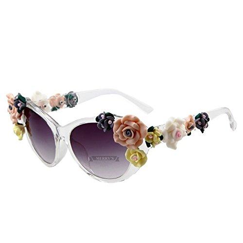 blue-sunshine-lady-retro-party-summer-beach-fashion-flowers-sunglasses
