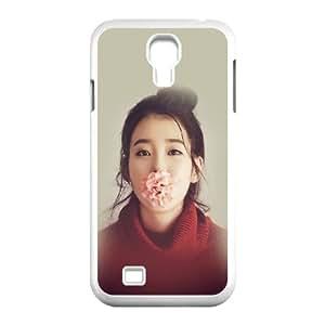 Samsung Galaxy S4 9500 Cell Phone Case White he82 kpop iu singer music cute girl sexy K4M1RV