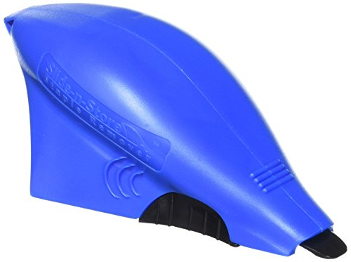 Tatco Slide-N-Store Staple Remover - Standard - Plastic - Red, Blue, Green, Yellow (41000)