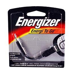 Energi To Go Micro-USB Charger Tip - USBD97TIP (Energizer Energi To Go compare prices)