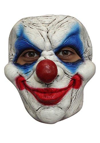 Ghoulish Productions Clown #5 Mask Standard (Killer Masks)
