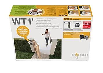 Mhouse - Kit bras articulés pour portillon . Compatible Panneau ...
