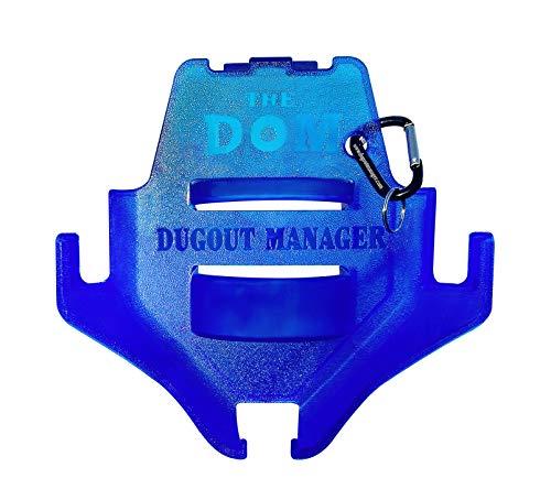 - Dugout Organizer the DOM - Royal Blue