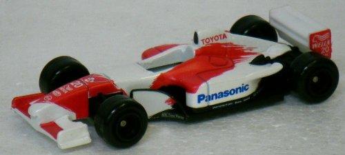 トヨタ F1カー Panasonic #20(レッド×ホワイト) 「トミカ」 トヨタ特注モデル