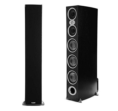 Polk Audio RTI A9 Floorstanding Speaker (PAIR, Black) by Polk Audio