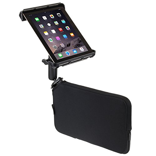 RAM Tough-Wedge Car Suv Mount Holder fits Apple iPad 1 2 3 4 & 10