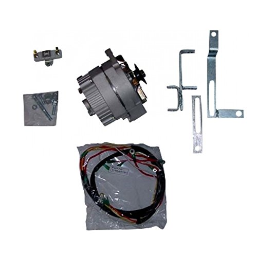 6 Volt to 12 Volt Conversion Kit Side Mount Made for Ford 8N Tractor 263844 & Up