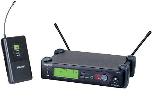 Shure SLX14 Instrument Wireless System, (Ulx Series Wireless Microphone)