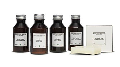 Essentielle Gift Set - Essentiel Elements Wake Up Rosemary Organza Gift Set by Gilchrist & Soames