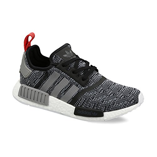 Derbys core Adidas r1 solid Grey Core Homme Black Nmd Black E77WUw8q