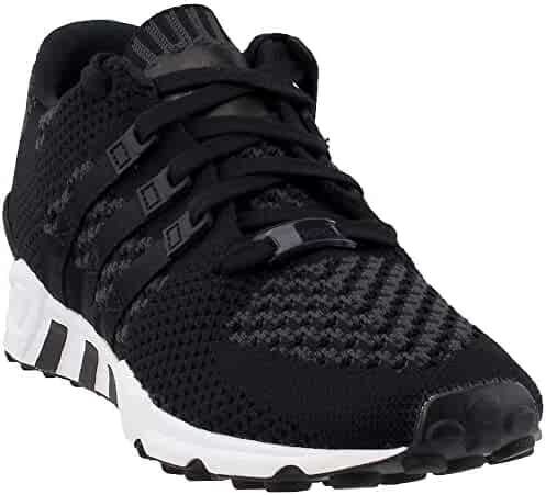 big sale 00401 92ad2 adidas Mens EQT Support RF PK Athletic  Sneakers Black