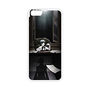 Black Butler iPhone 6 4.7 Inch Cell Phone Case White PhoneAccessory LSX_848312