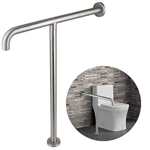 Handicap Grab Bars for Bathroom WochiTV Toilet Grab Bar for Elderly Stainless Steel Safety Rails Bath Shower Handle for…