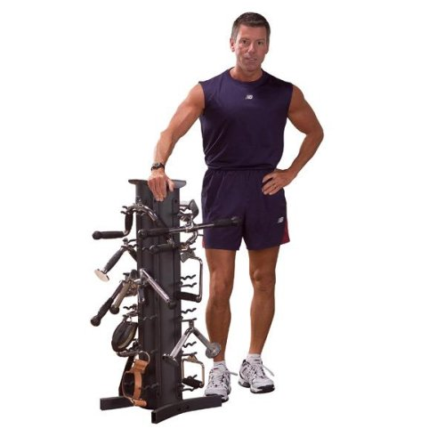 Body Solid VDRA30 Accessory Stand
