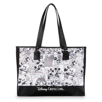 Disney Cruise Line Exclusive Tote Bag Comic Mickey