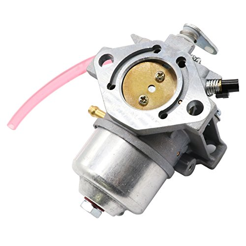 BestPartsCom NEW Replace Carburetor for AM122852 M97274 M97275 John Deere GS75 HD75 180 185 260 265 Lawn Mower Tractors Carb