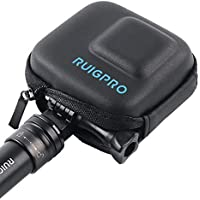 EVA Storage Carry Case for GoPro HERO7 6 5 Super Mini EVA Storage Protective Case Box for GoPro HERO7 /6/5 (Black) (Color : Black)
