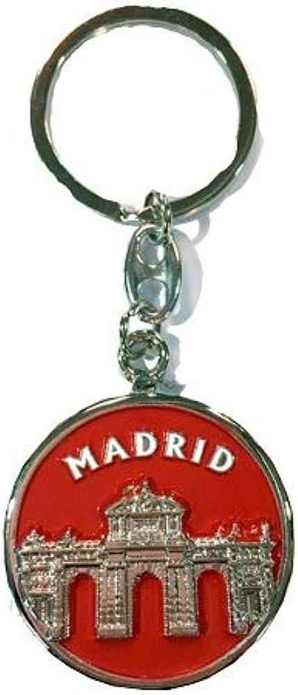 ZiNGS Llaveros de Madrid