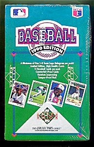 1990 Upper Deck Baseball Cards Unopened Box (36 packs per box)