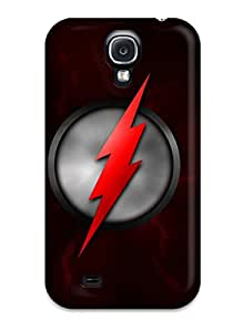 Fashion Tpu Case For Galaxy S4- The Flash Defender Case Cover
