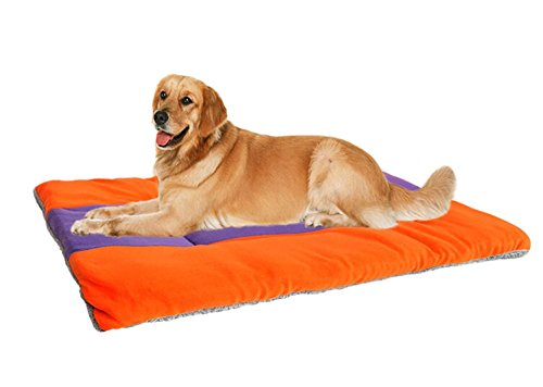 Zonepets Pet Splicing Reversible Crate Pad Small / Medium / Large Dog Bed Mat (XXL: 30'' x