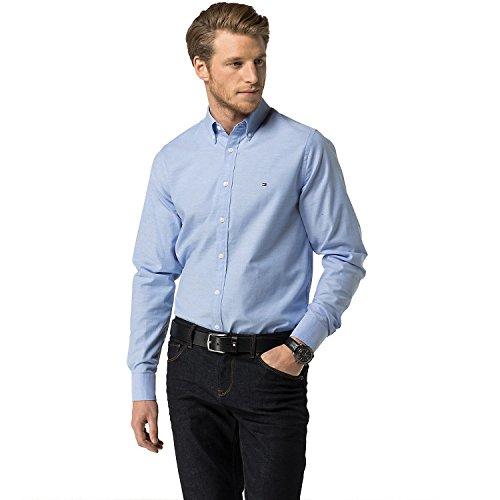 Tommy Hilfiger Slim Fit Heritage Oxford Dress Shirt 15.5 - Shirt Tommy Oxford Hilfiger