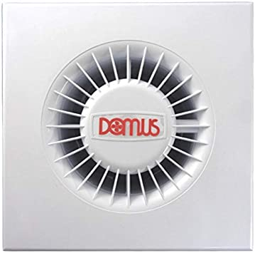 Domus Silavent Bathroom Extractor Fan - Best for Small Areas