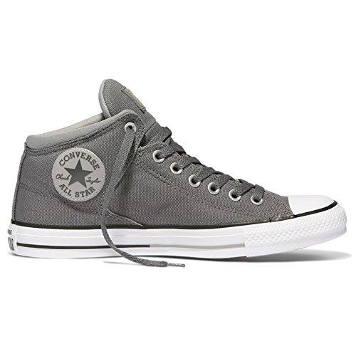 Converse Unisex Chuck Taylor All Star High Street Kurim Mid Sneaker Torden  Delfin Hvit