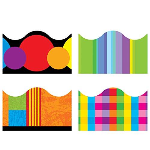 Trend Enterprises Color Collage Trimmer Variety Pack (T-92908) Photo #2