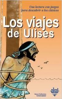 Los Viajes De Ulises por Anne-catherine Vivet-rémy