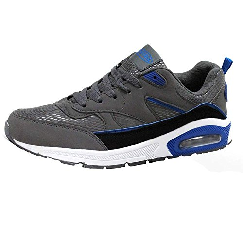 Bubble Baskets Bleu Airtech Taille Chaussures De Sport Course Gris Air Max 10 8 Fonc 9 Les Absorbant Legacy Fitness 7 11 12 Mens 90 wXfqFfE