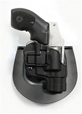 BLACKHAWK! SERPA Concealment Holster - Matte Finish, Right Hand, (S&W  J-Frame  38 Cal  2-inch & Under) - 410520BK-R