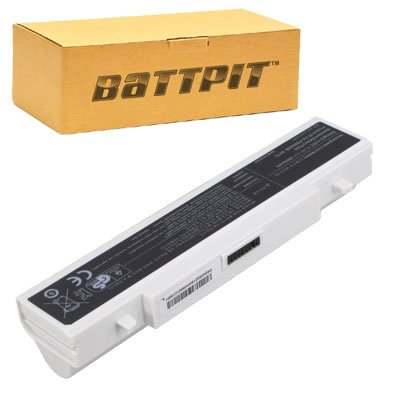 Battpit Recambio de Bateria para Ordenador Portátil Samsung NP305E5A-A06US (6600 mah)