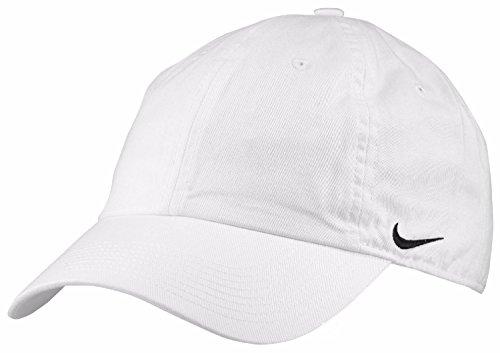 NIKE Team Campus Cap WHITE Nike Jersey Cap