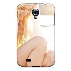 Galaxy S4 Hard Back With Bumper Silicone Gel Tpu Case Cover Voyage