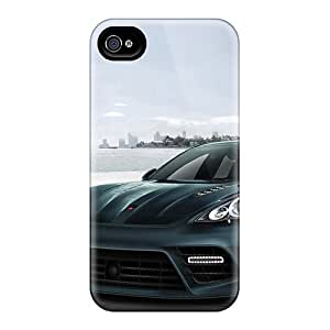 Apple Iphone 4/4s PhC27524NjMm Support Personal Customs High-definition Mansory Porsche Panamera Image Best Cell-phone Hard Cover -TimeaJoyce