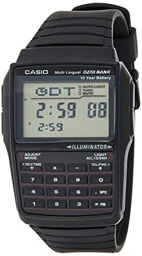 Casio Men'S Dbc321A Data