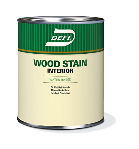 DEFT 088625607897 Interior Wood Stain, DFT302/04, Early A...